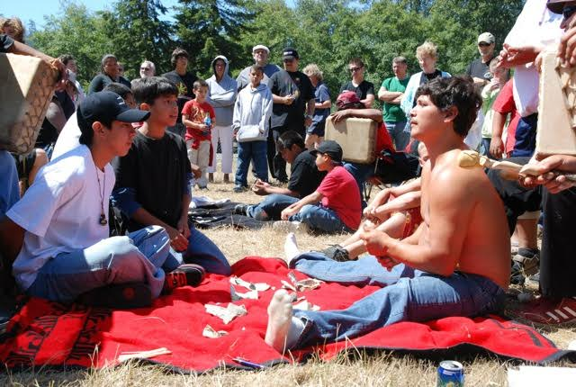 Yurok Gambling Game